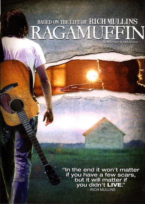 Picture of the Ragamuffin DVD front cover