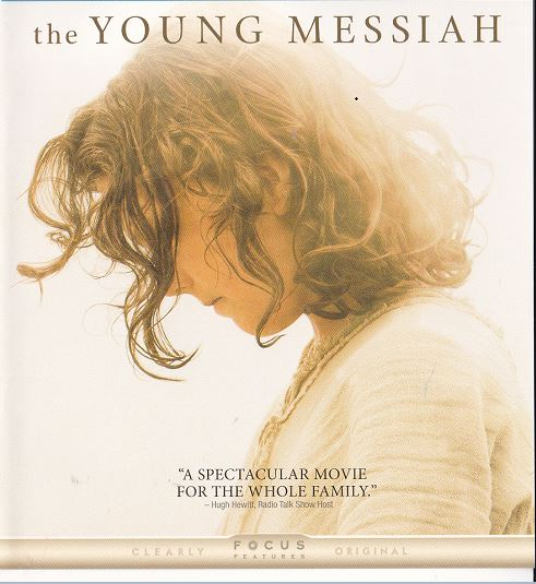Picture of the Young Messiah DVD front cover